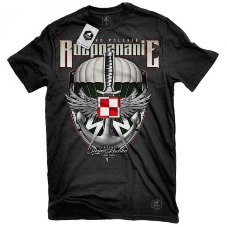 Szukasz ciekawych koszulek z motywami dywizjonu 303?