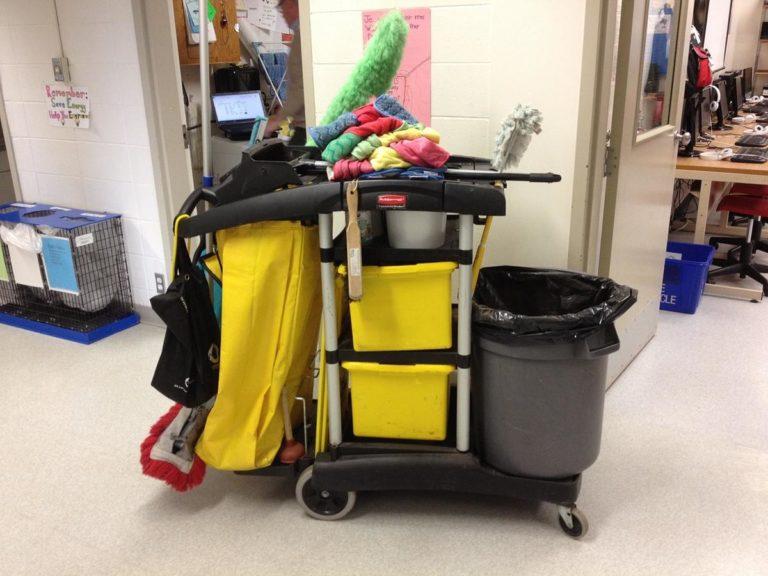 Jest wiele korzyści wynikających z wynajmu profesjonalnych usług sprzątania